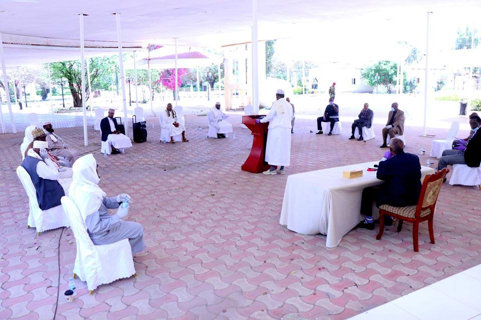 Somaliland: Guddiga Ka Hor-tagga Covid_19 Oo Soo Saaray War Cusub