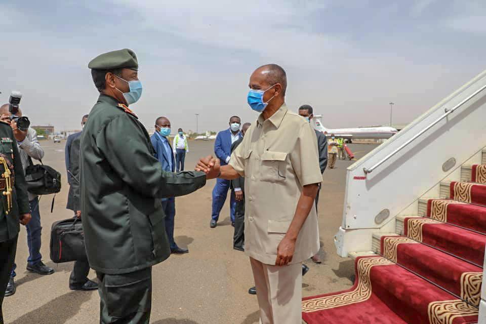 Madaxweynaha Eritrea Oo Socdaal Ku Tagay Sudan, Xili Xiisadi Ka Aloosan Tahay Gobolkaasi