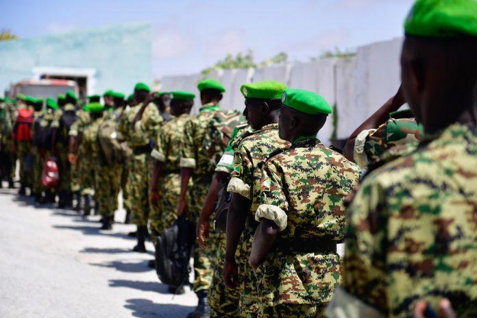 Ciidammada AMISOM Oo Saldhig Loogu Samaynayo Meel Xuduudka Somaliland U Jirta 60KM