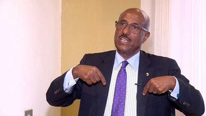 Milatariga Ethiopia Oo Dilay Wasiirkii Hore Ee Arimaha Dibada, Seyoum Mesfin Iyo Laba Masuul Oo Kale