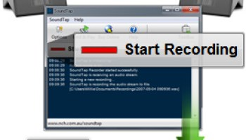 nch recording software