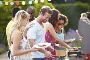 How to Throw a Socially Safe Summer Cookout