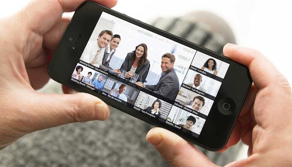 smartphone dispositivi per videoconferenza