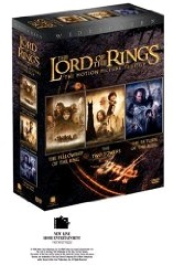 The Lord of the Rings: Motion Picture Trilogy Poster