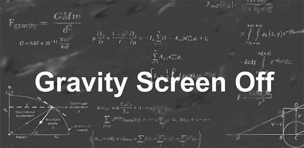 gravity-screen-off
