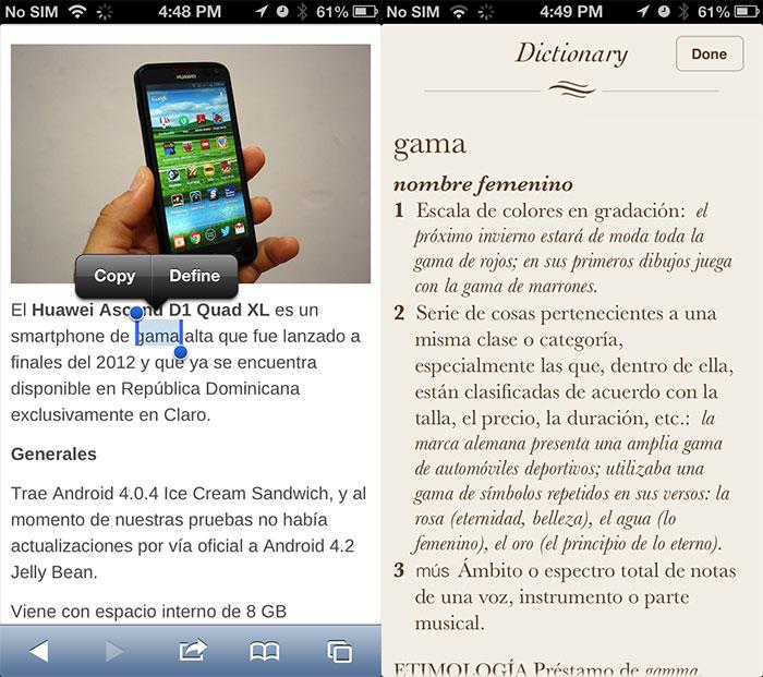 ios-diccionario