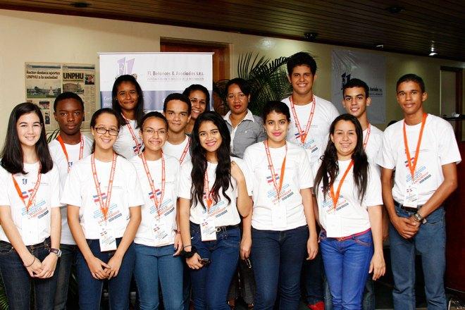 Participantes del Instituto Montessori