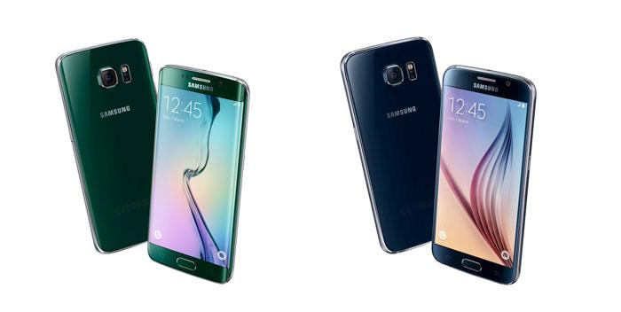 5e8cd47d801a1 Precios del Samsung Galaxy S6 y S6 Edge en República Dominicana