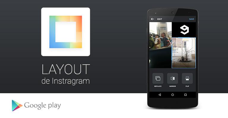 Layout-Instagram