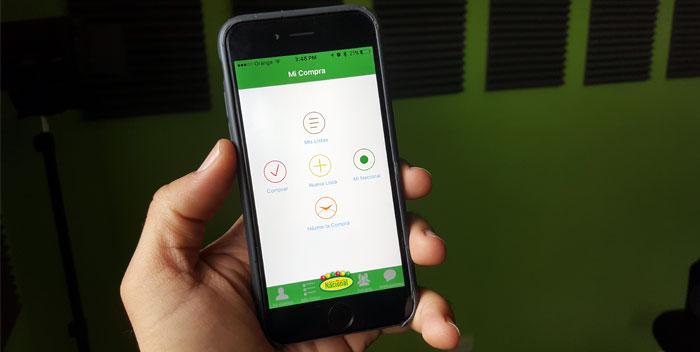 App Mi Compra de Supermercados Nacional