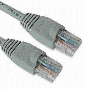 10 Meter CAT6 1Gbit/s Networking LAN Cable (UTP Ethernet Cable) - Precrimped and tested