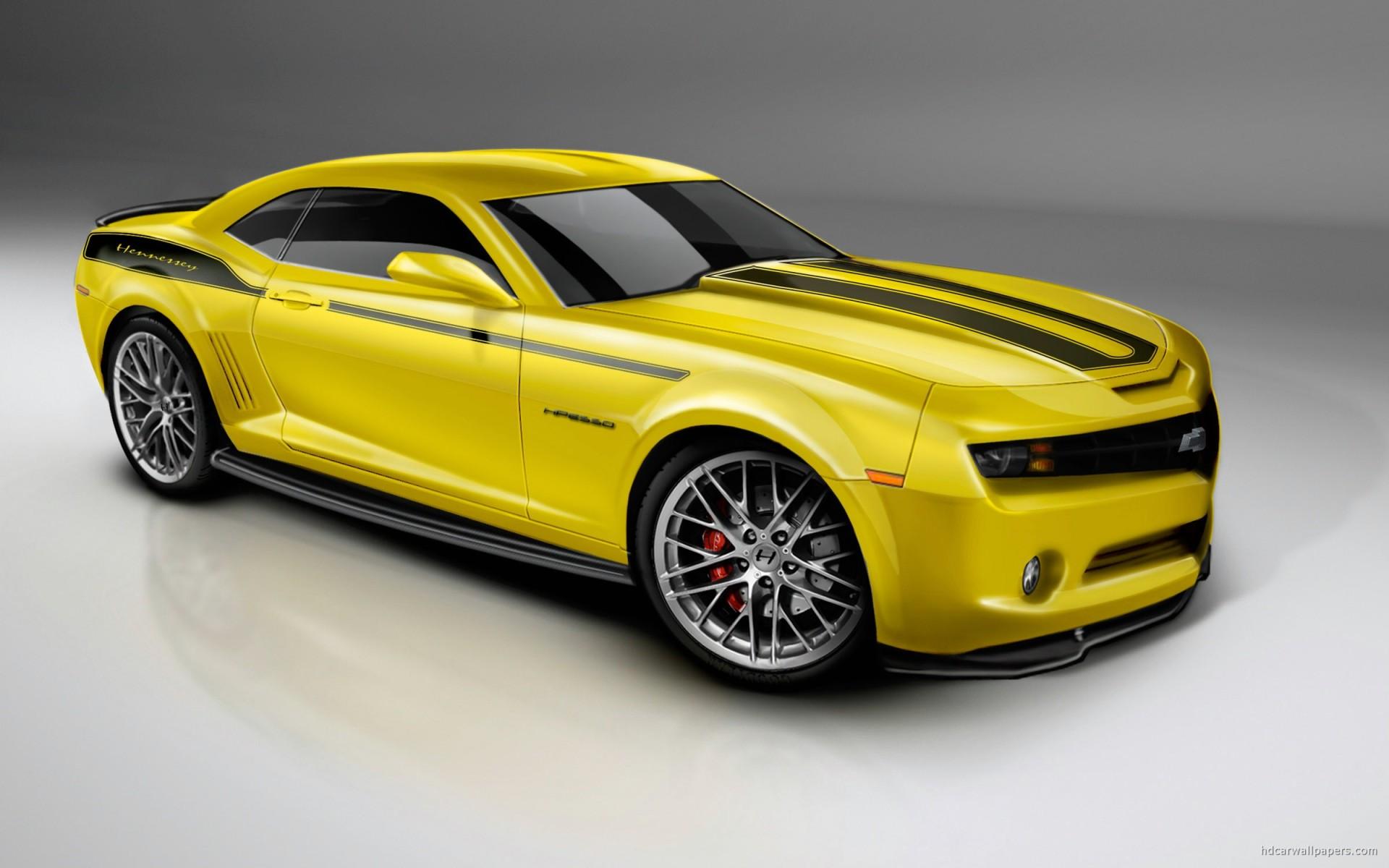 2010 Camero Yellow Wallpaper Hd Car Wallpapers Id 426
