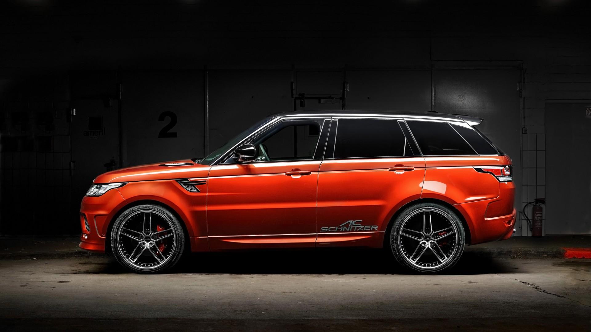 Range Rover Sport By Ac Schnitzer Wallpaper