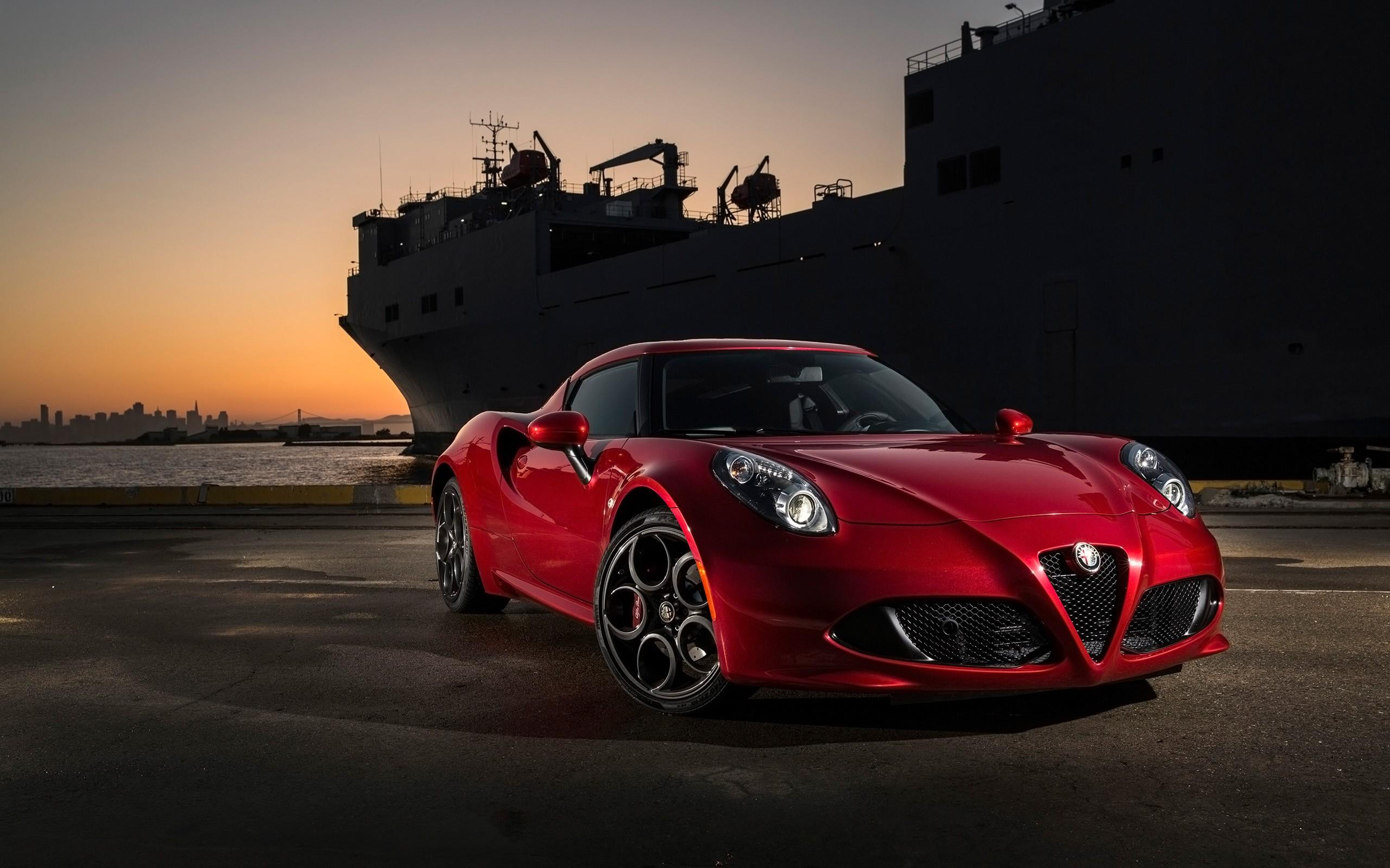 2016 Alfa Romeo 4C 2 Wallpaper HD Car Wallpapers ID 6651