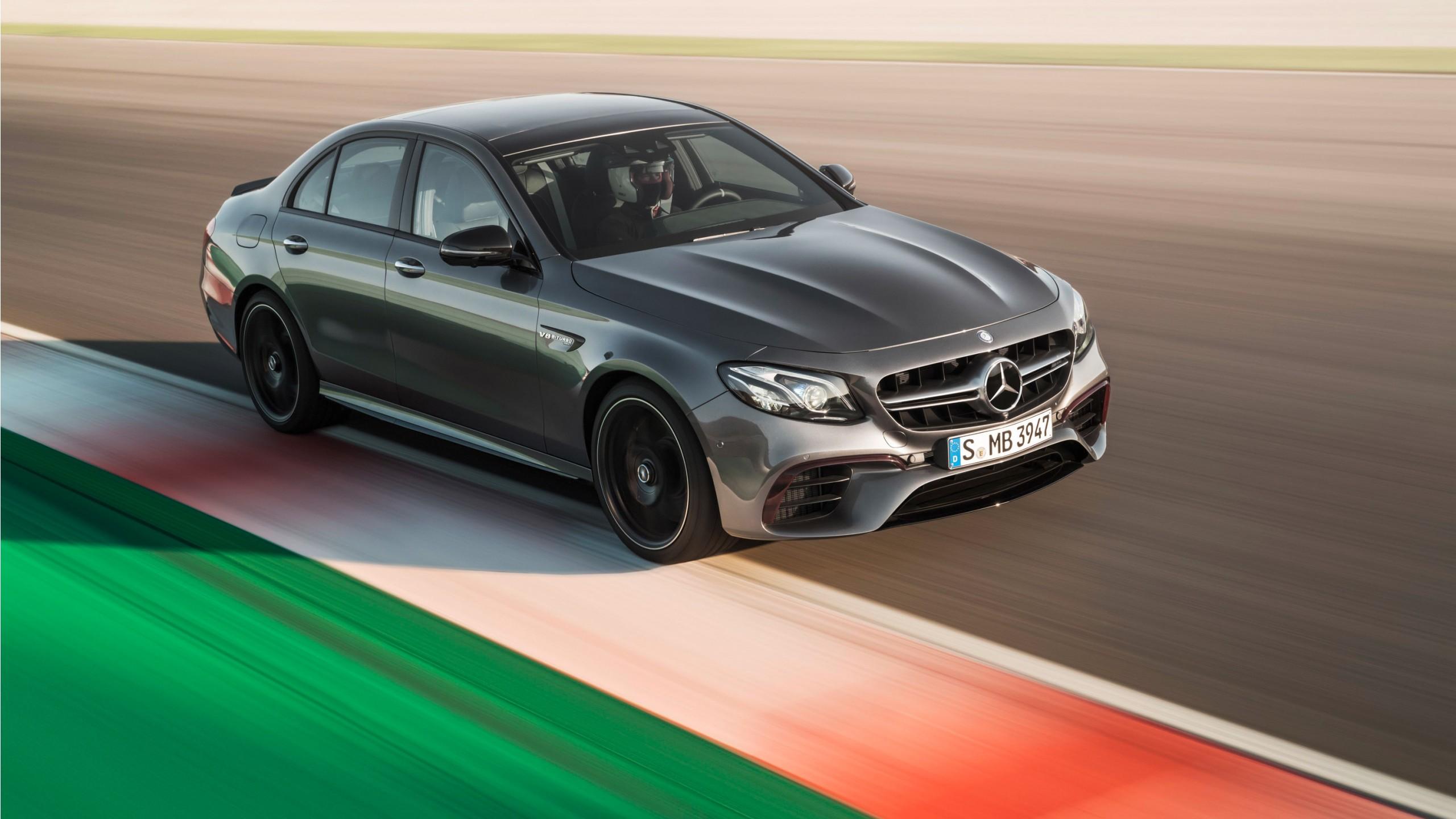 2016 Mercedes AMG E63 4matic Wallpaper HD Car Wallpapers
