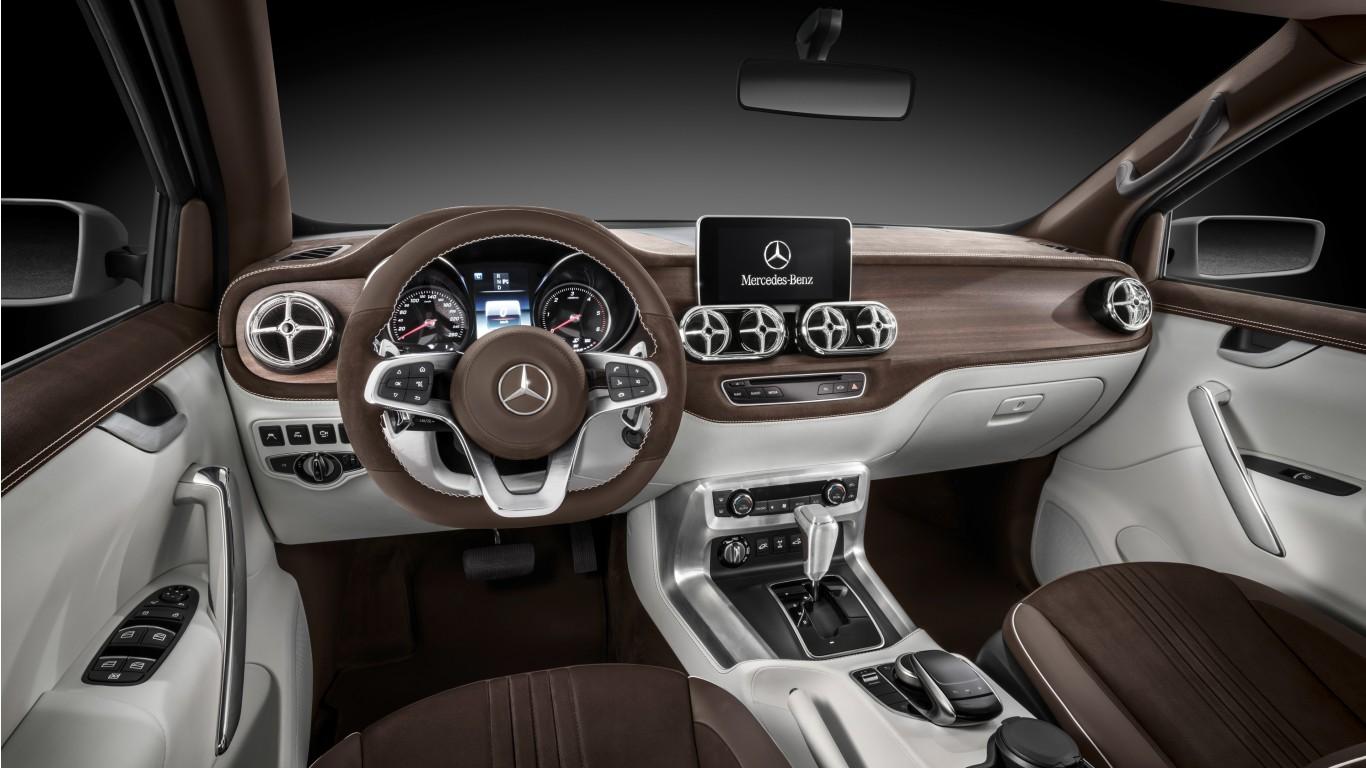 Audi A7 2017 Interior