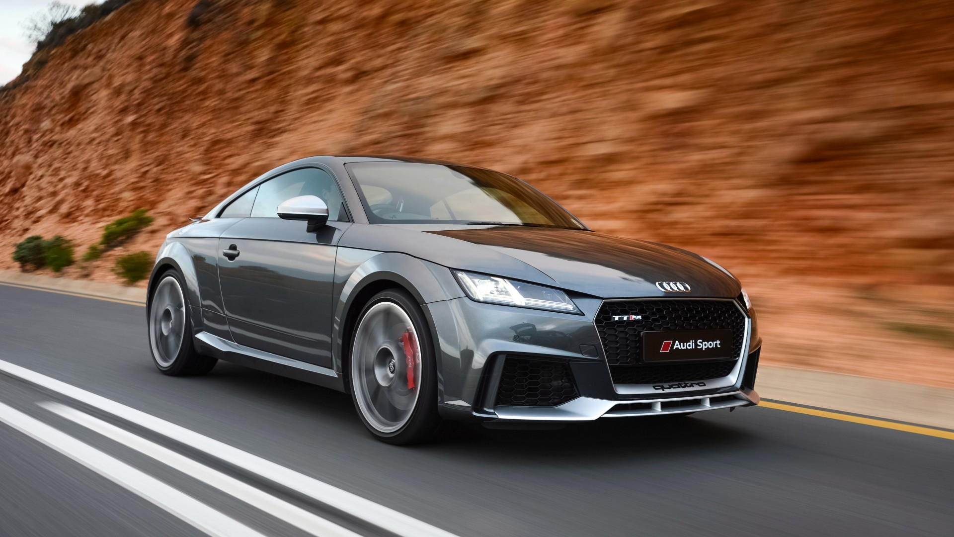 2018 Audi TT RS 4K 2 Wallpaper HD Car Wallpapers ID 9071