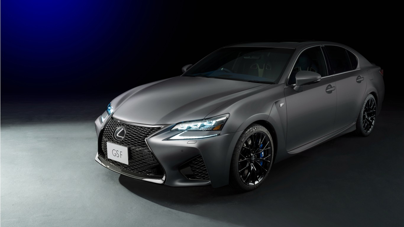 2018 Lexus GS F 10th Anniversary Limited Edition 4K