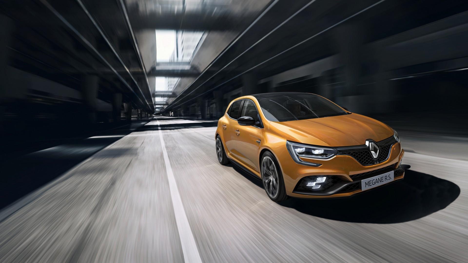 2018 Renault Megane Rs 4k 3 Wallpaper Hd Car Wallpapers