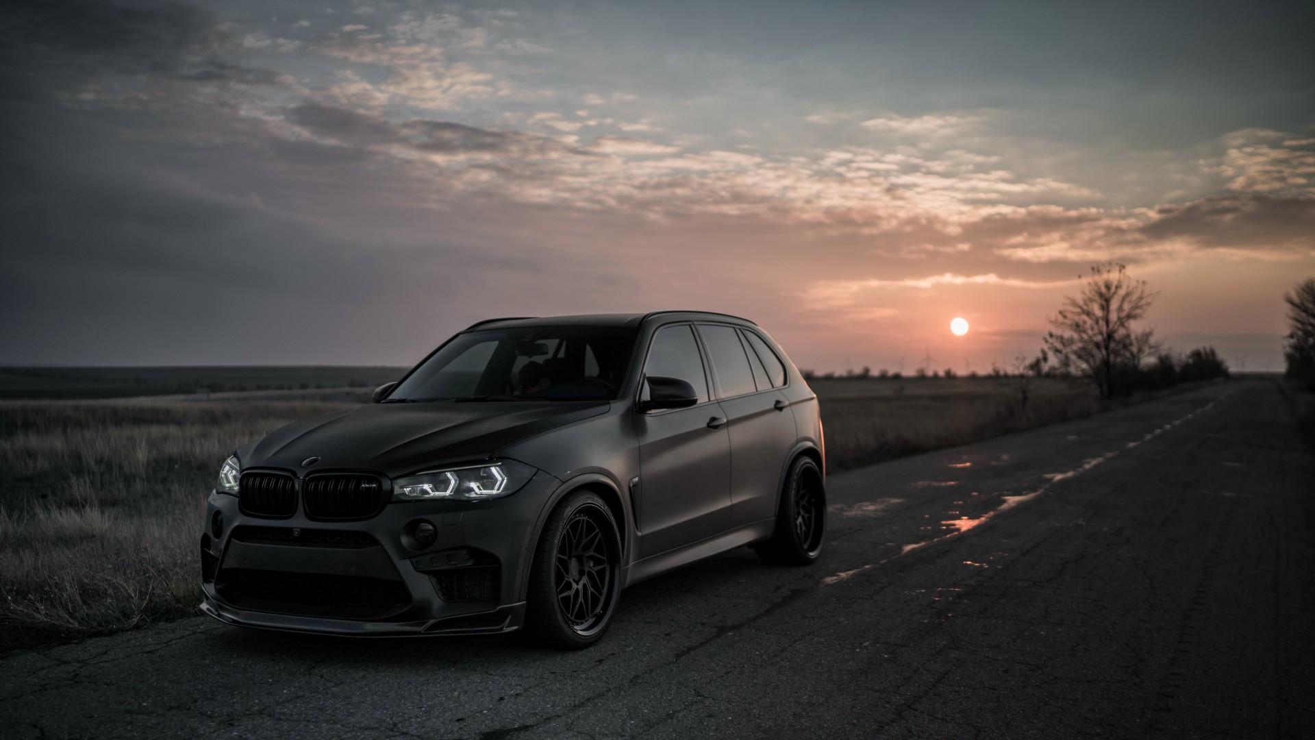 2018 Z Performance BMW X5 M 4K Wallpaper HD Car
