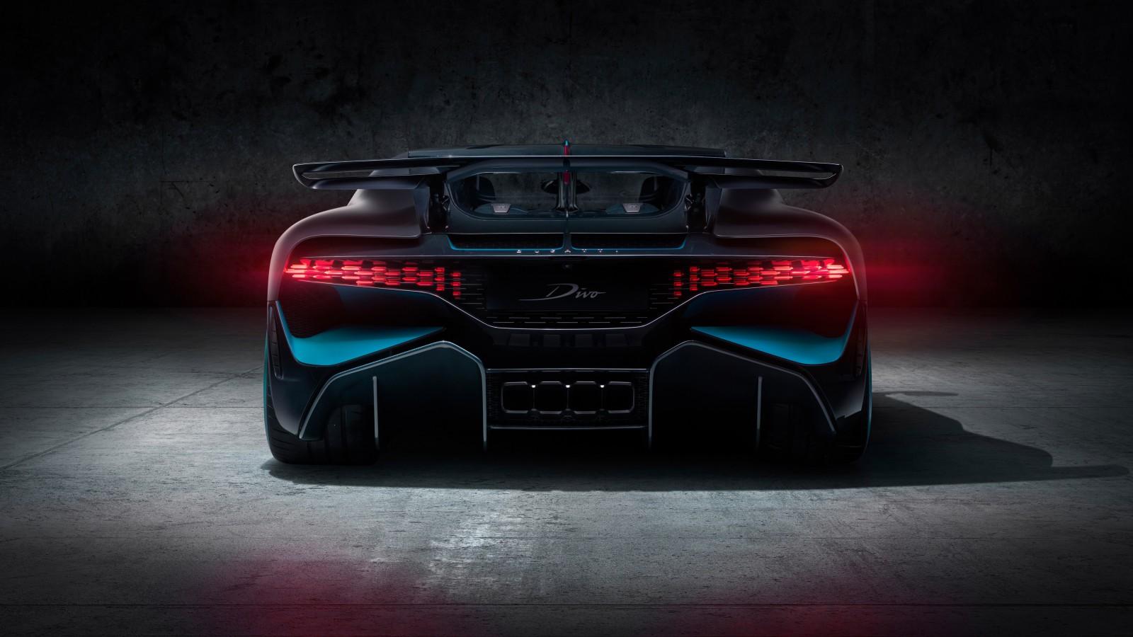 2019 Bugatti Divo 4K 13 Wallpaper HD Car Wallpapers ID