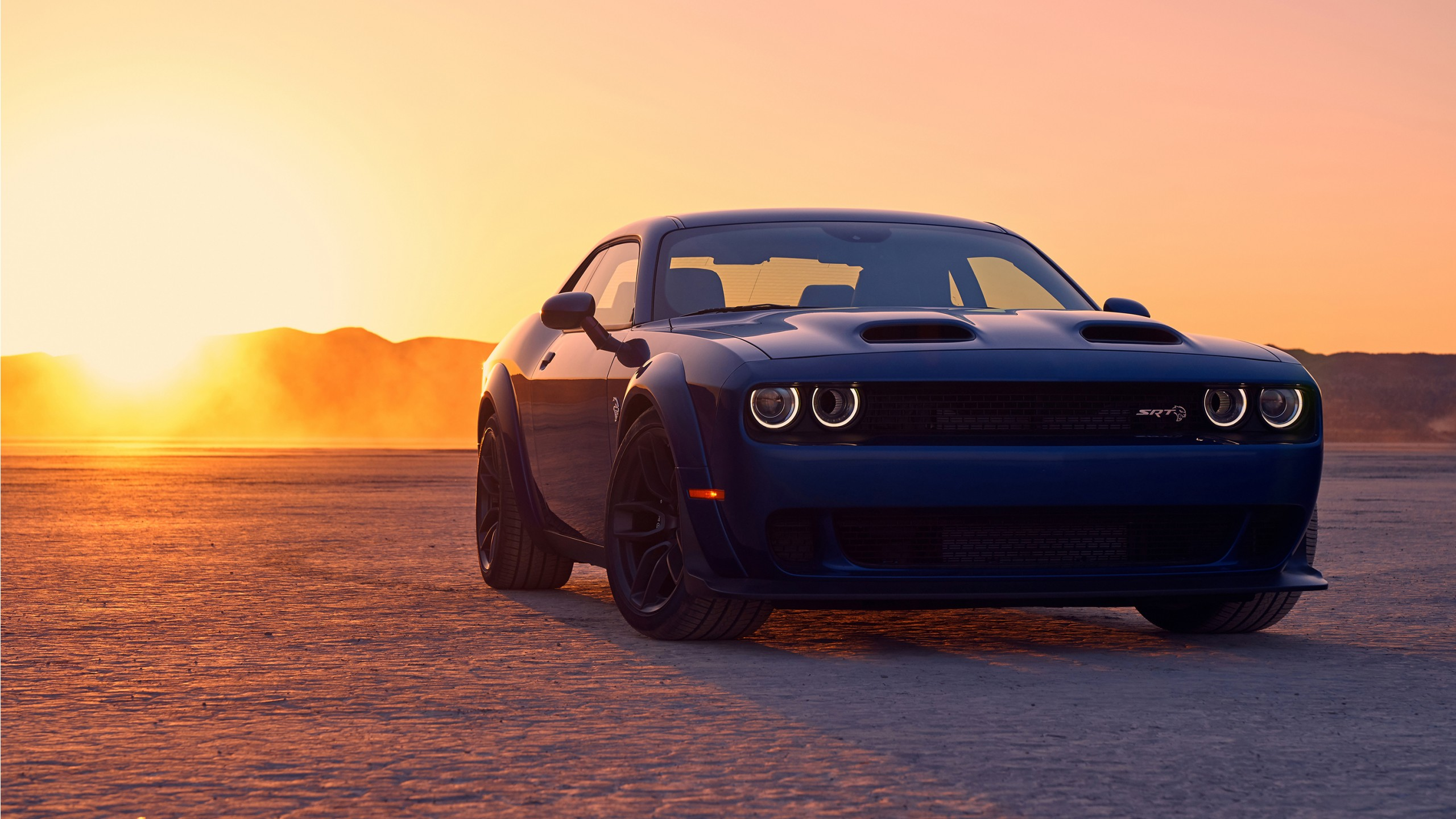 2019 Dodge Challenger SRT Hellcat Widebody Wallpaper HD