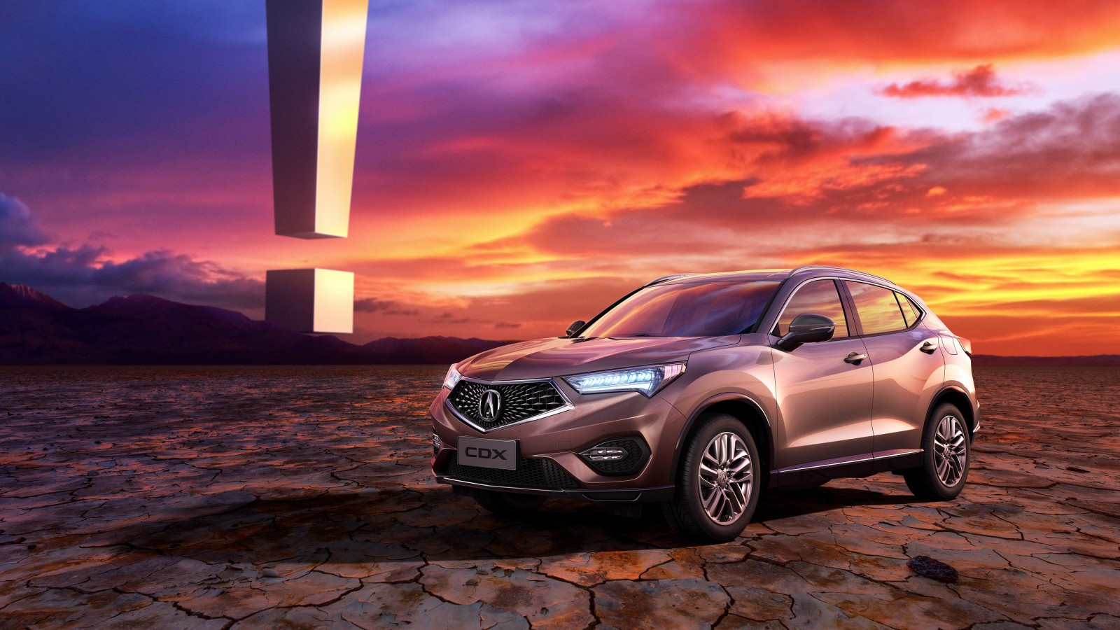 Acura CDX 2017 Wallpaper HD Car Wallpapers ID 6529