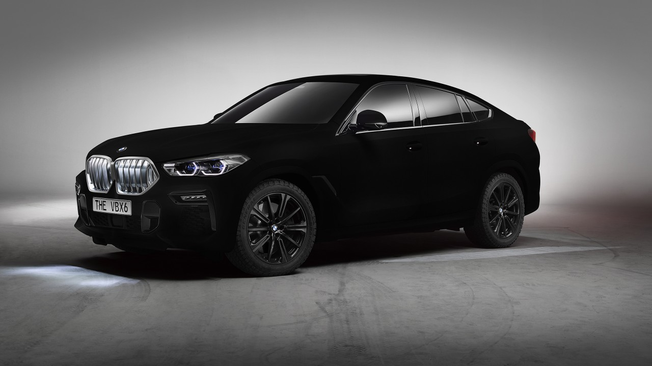 Bmw X6 Vantablack 2019 Wallpaper Hd Car Wallpapers Id