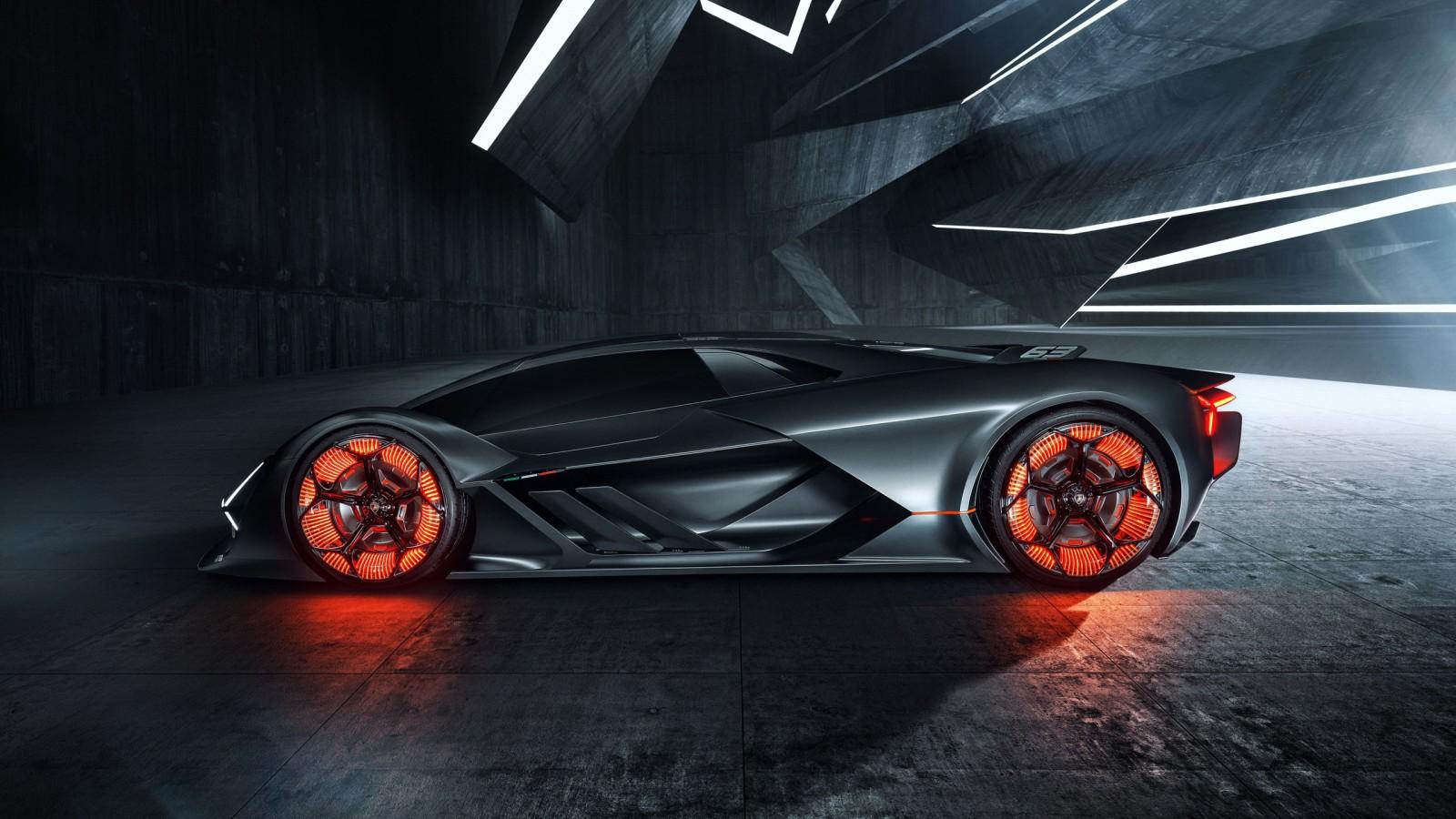 Lamborghini Terzo Millennio 2019 3 Wallpaper Hd Car