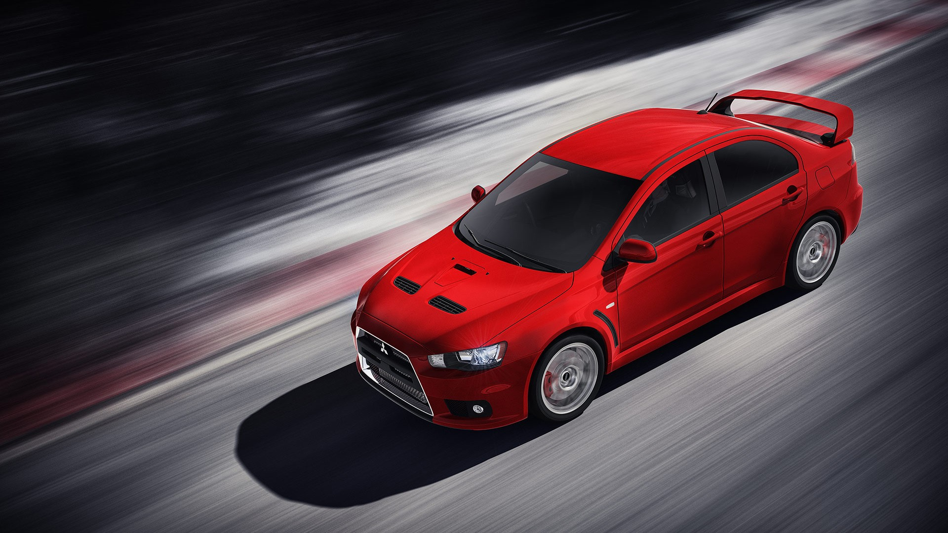 Lancer Evolution X Wallpaper HD Car Wallpapers ID 3374