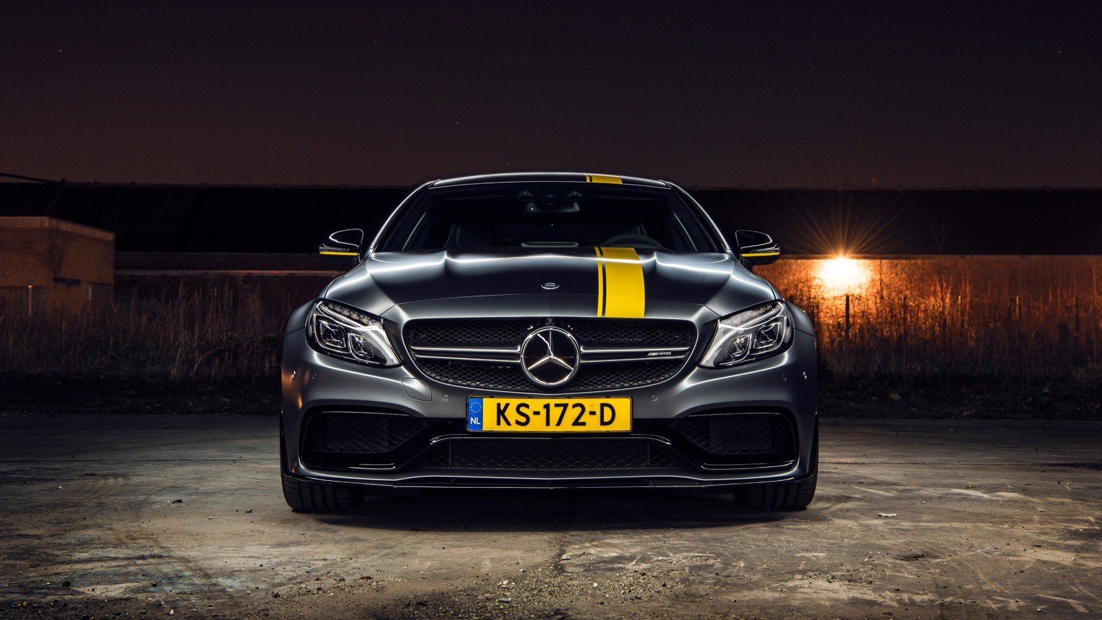 Viele verteufeln sie, trotzdem verkaufen sie sich wie geschnitten brot. Mercedes AMG C63 S Coupe Edition HD Wallpaper   HD Car