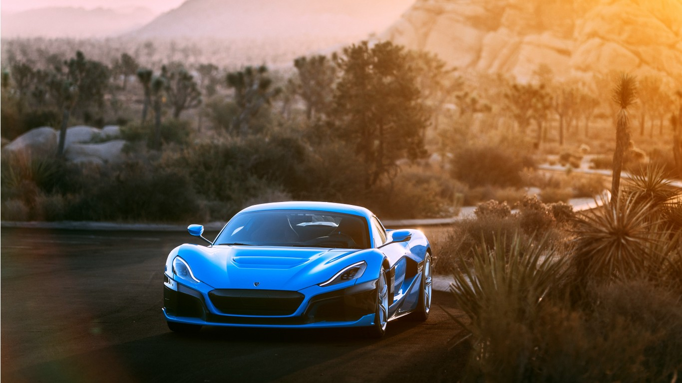 We may earn money from the links on this page. Rimac C Two California Edition 4K 2 Wallpaper | HD Car
