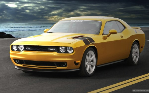 SMS Dodge Challenger Wallpaper   HD Car Wallpapers   ID #2043