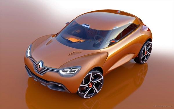 2011 Renault CAPTUR Concept Wallpaper | HD Car Wallpapers ...
