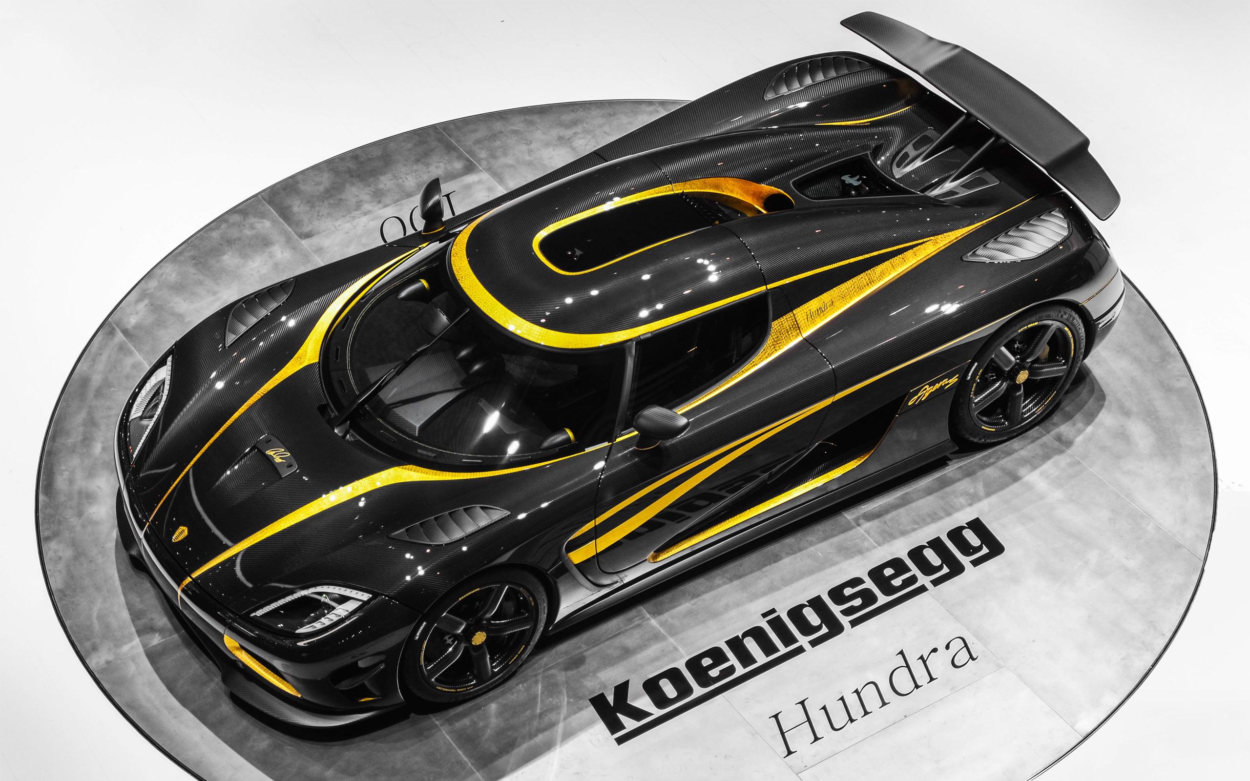 2014 Koenigsegg Agera S Hundra Wallpaper HD Car