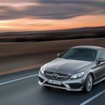Mercedes Benz C Class Coupe Wallpaper
