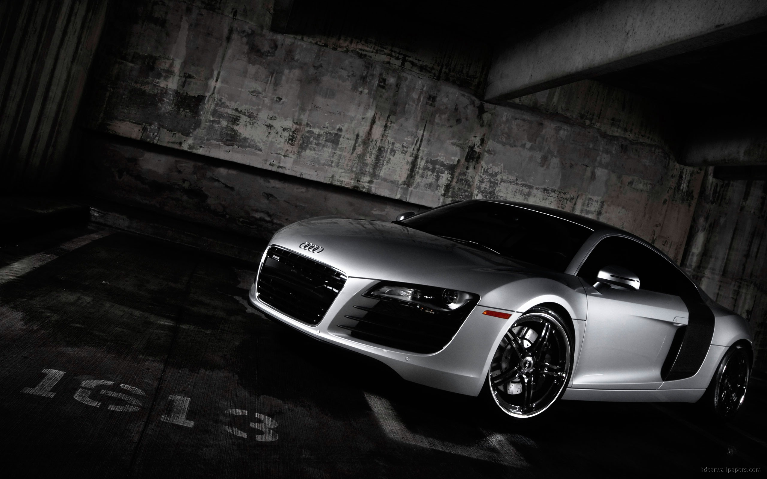 Audi R8 HD Widescreen Wallpaper | HD Car Wallpapers