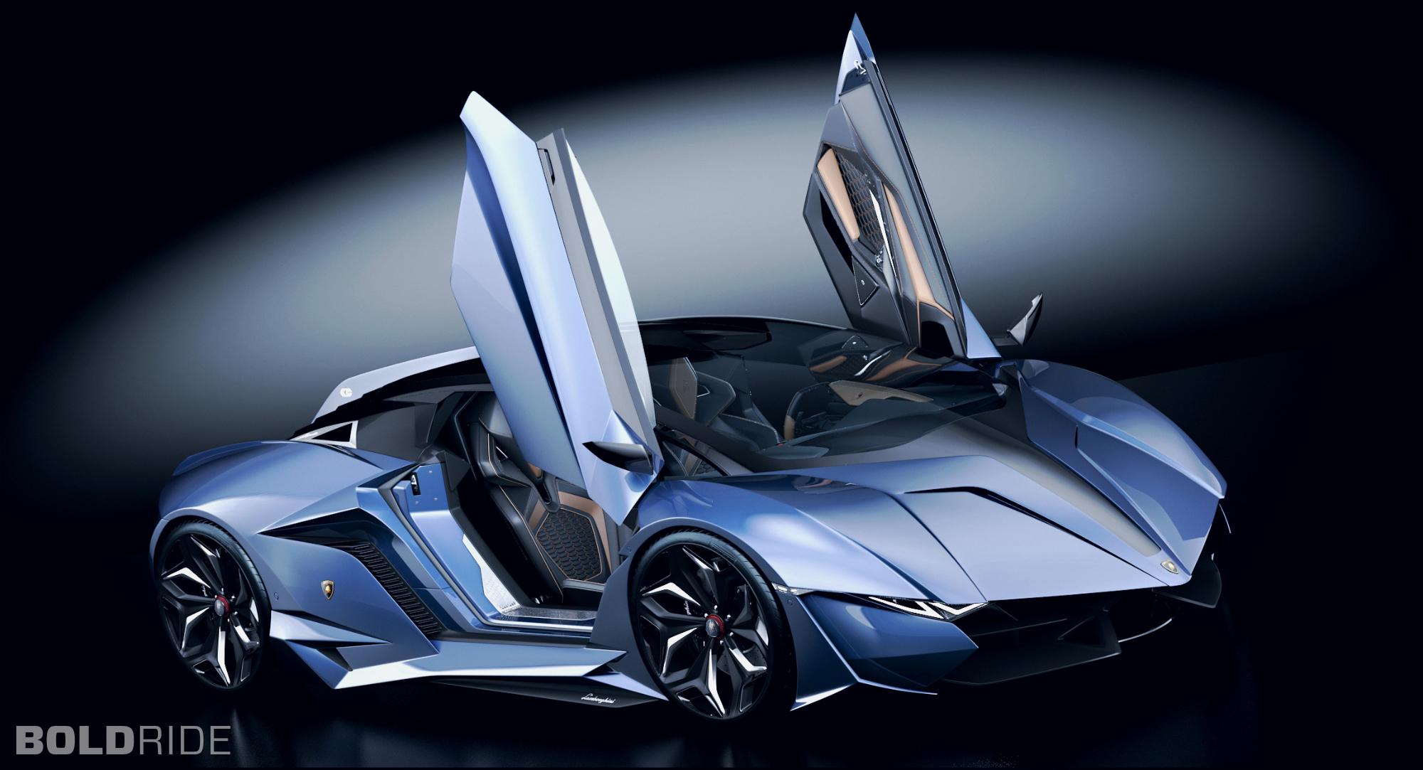 Lamborghini Resonare Concept Wallpaper HD Car Wallpapers