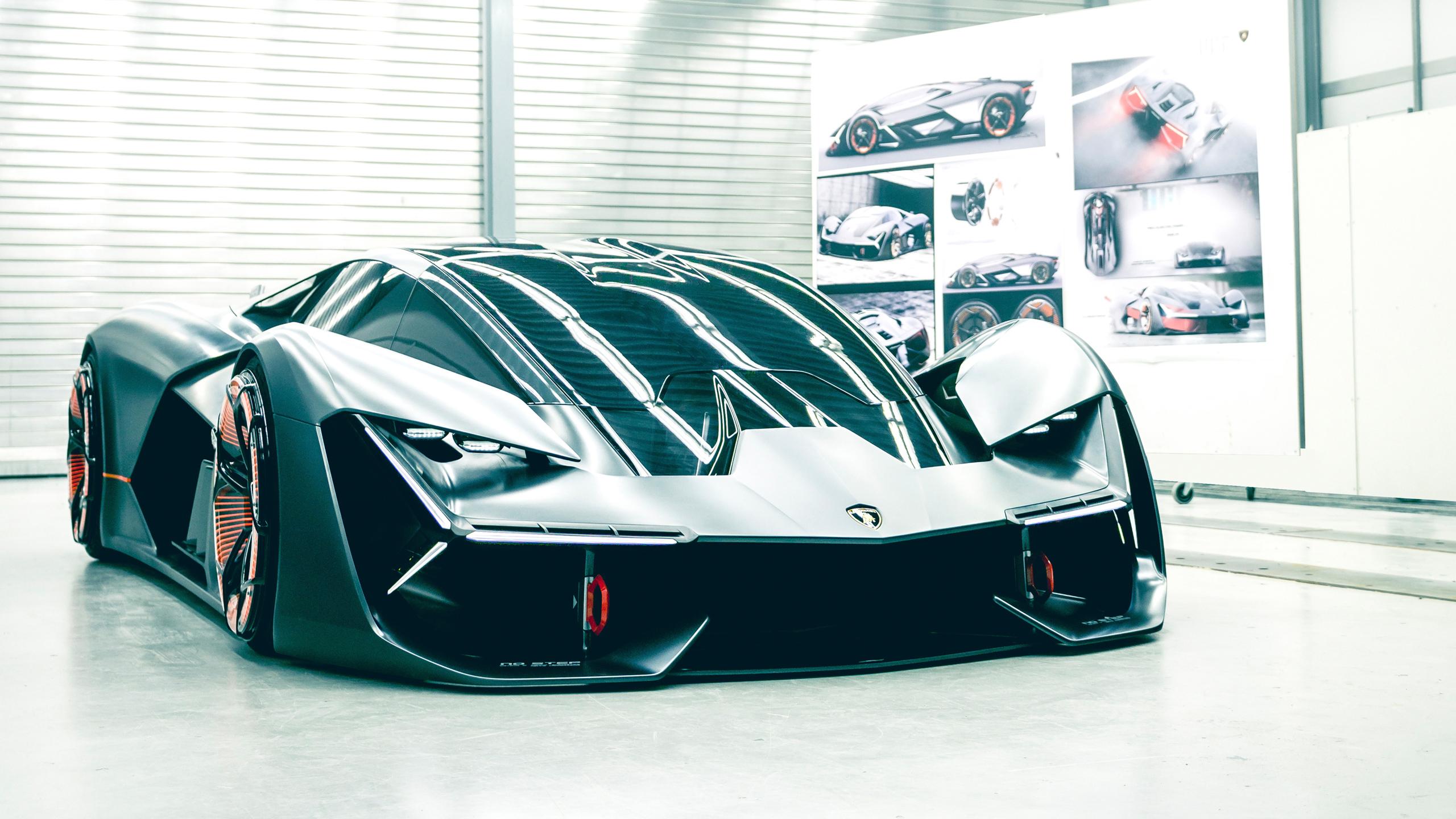 Lamborghini Terzo Millennio Ev Supercar 2 Wallpaper Hd