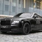 Onyx Concept Rolls Royce Wraith Wallpaper Hd Car Wallpapers Id 14098