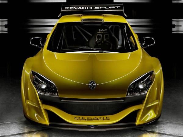 Renault Megane Trophy HD Wallpaper | HD Car Wallpapers ...
