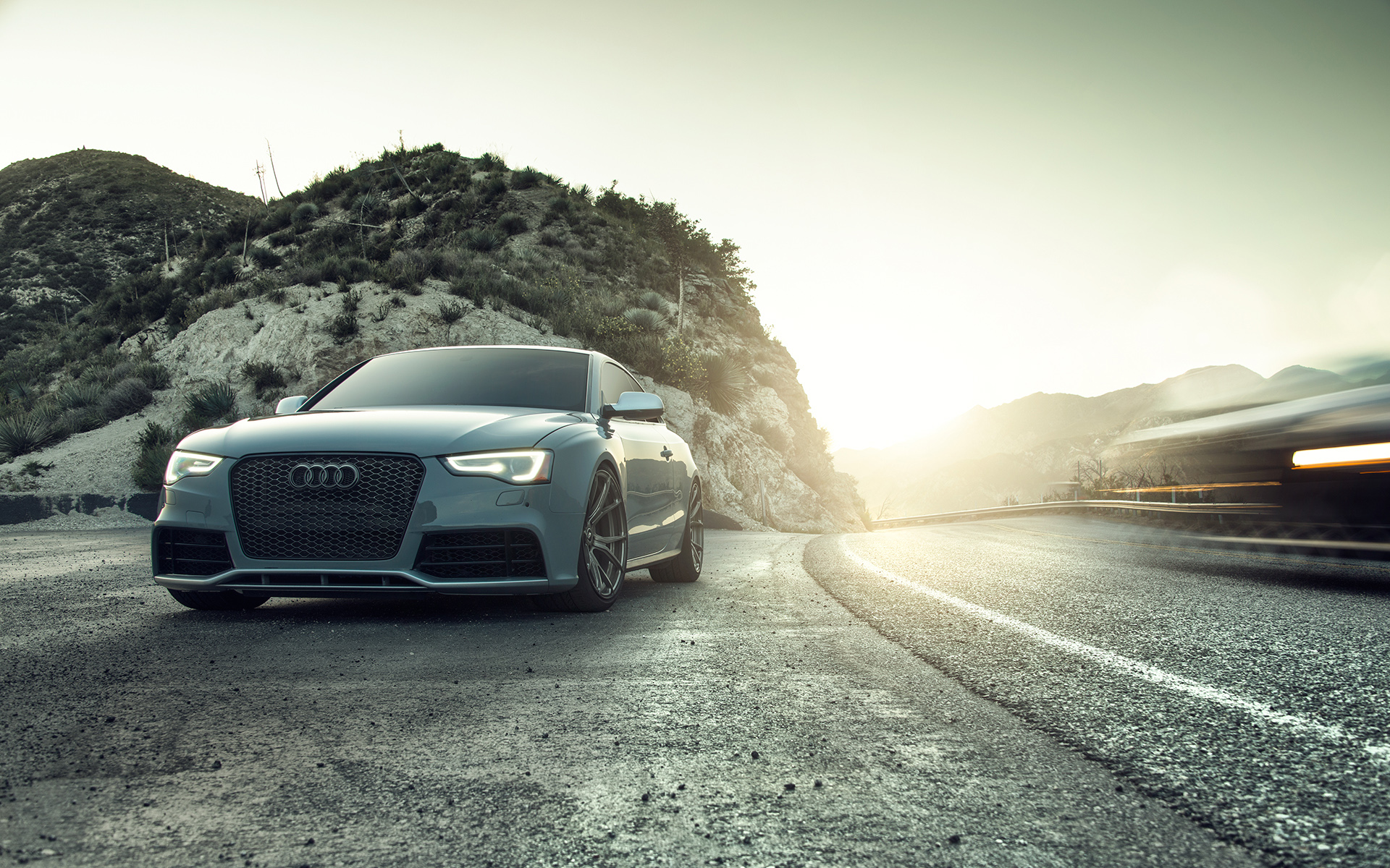 Vorsteiner Audi S5 A5 Series Wallpaper   HD Car Wallpapers   ID  5510 Tags  Audi Series Vorsteiner
