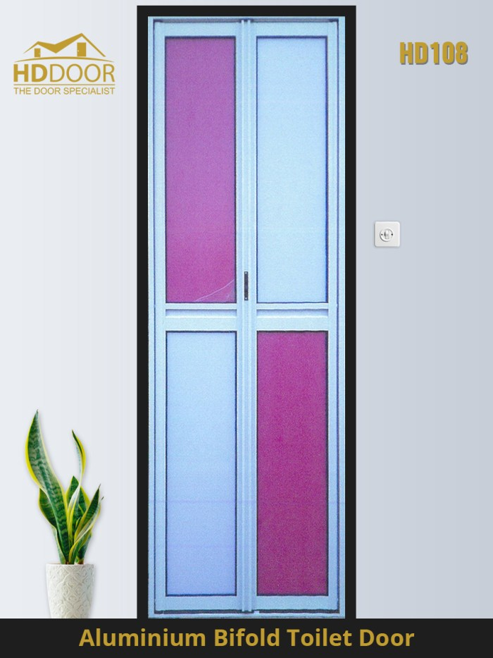 HD108 cheap toilet door