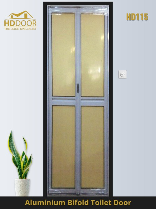 HD115 bathroom door shop