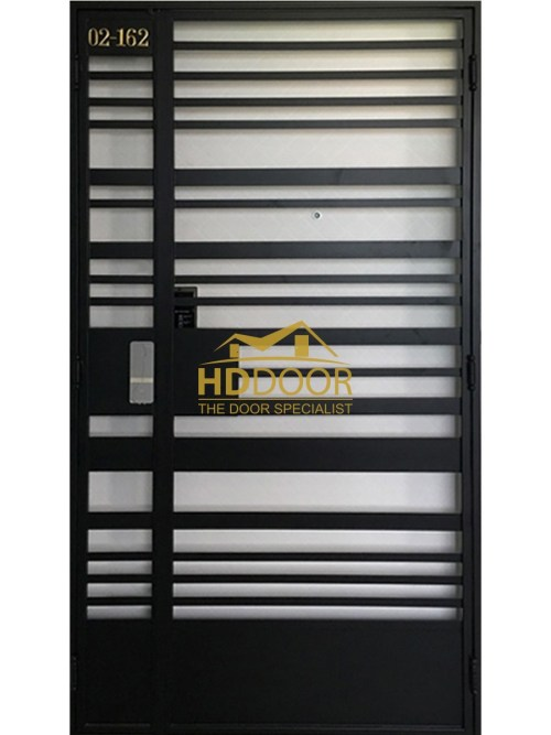 HD509 Steel Gate