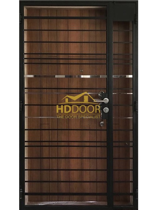 HD524 Mild Steel Gate