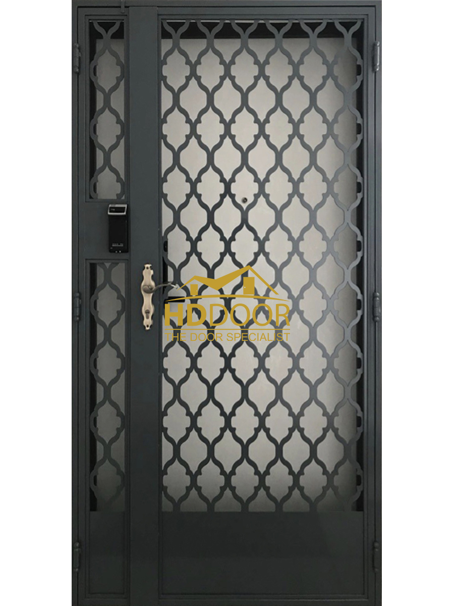 3D Laser Cut Gate Design HDL01