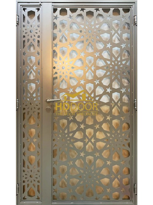 3D Laser Cut Gate Design HDBL02