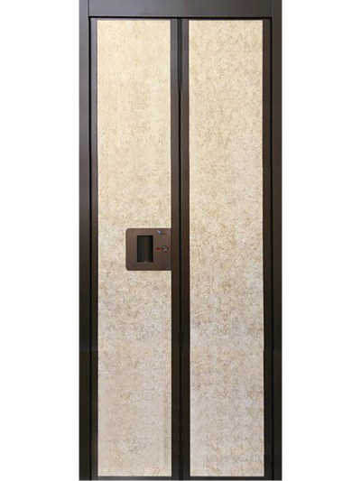HQ Bi-fold Toilet Door