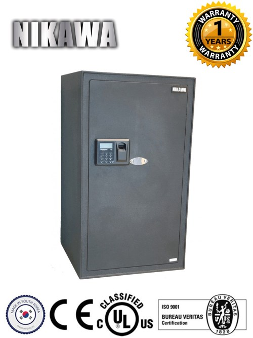 Nikawa 70FPD Fingerprint Safe Box